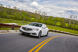 New Acura TLX: Emotion-Evoking Tactics